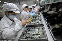 Apple Production Line China