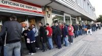 Unemployment Lines In Spain