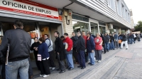 Unemployment Lines In Spain