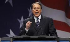 Wayne LaPierre of the NRA