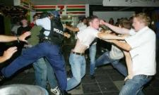 Binge Drinking Be-gets Violence