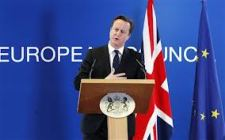 The British Prime Minister - David Cameron