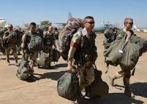 French Troops Arrive In Mali