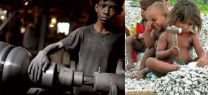 Child Forced Labour Is Widespread