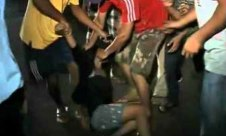 Guwahati India - A Young Woman Is Attacked On A Busy Street. No-one Called The Police But Many Filmed It On Their Phone