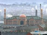 A Huge Mosque In Blackburn