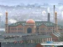 A Huge Mosque In Blackburn