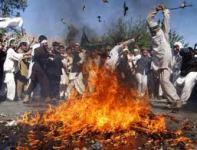 Muslim 'Rent-a-Mob'