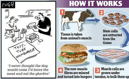 Lab Burger - How It Works