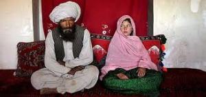 Typical Arranged Marriage - The 'Bride' Is A Child