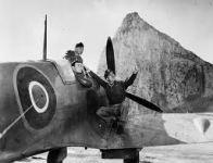 Guarding the Rock - WW2