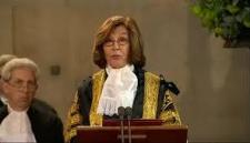 Baroness D'Souza - Speaker of the House