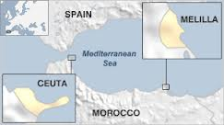 Cueta and Melilla - Spanish Territory In Morocco