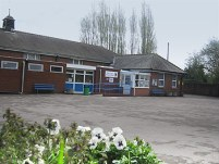 Sacred Heart Primary School in Tipton