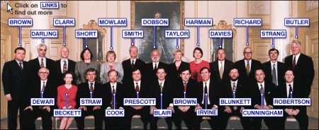 The Labour Cabinet That Destroyed Britain