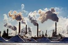 Factory Pollution In The USA