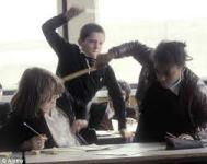 Classroom Violence - Not Always Against Teachers.