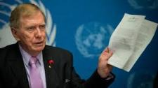 Michael Kirby, Chairman Of The Independent Commission of Inquiry