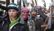 Foreign Jihadists In Training
