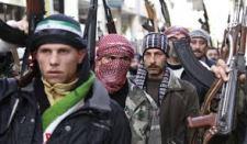 Foreign Jihadists In Training