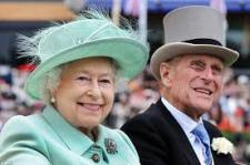 The Queen And Prince Phillip At Ascot