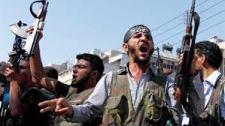 Jihadists In Syria