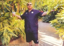 Abdul Esfandmozd - A Crippled Man Who Is Wheelchair Bound Having A High Old Time In The States. Defrauded £300,000