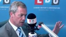 Nigel Farage In The Interview