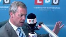 Nigel Farage In The Interview