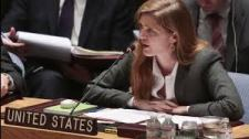 Samantha Powers - United States UN Representative