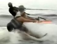 Curtis Water-Skiing