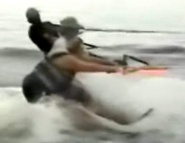 Curtis Water-Skiing