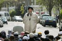 Abu Hamsa Preaching Hate On The Streets Of London