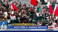 Demonstrations In Bahrain
