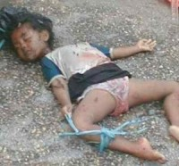 Muslims Behead A Christian Child In Thailand