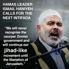 A Very Clear Message From The Hamas Leader