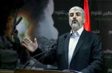 Hamas Leader - He Makes Sure He Is Safe!