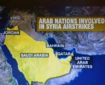Arab Nations In The Fight against I.S.