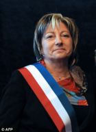 Natacha Bouchart, Mayor of Calais