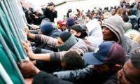 Migrant Riot In Calais