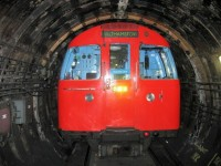 Tube Train London - An Ideal Target During Rush-Hour!