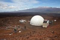 Mars Habitat Trial In Hawaii
