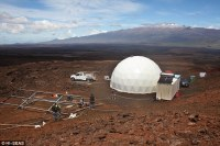 Mars Habitat Trial In Hawaii