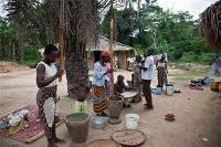 Liberian Village Life