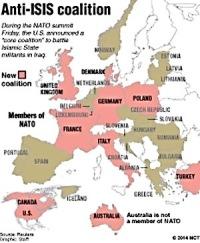 NATO Participating Nations