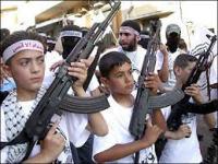Hamas Training Children