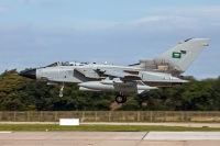 Saudi Tornado Fighter