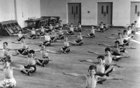 School P.T. Class Circa 1950