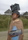 Portable African Style.