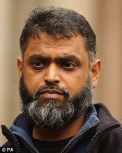 Moazzam Begg, A Former Prisoner In Guantanamo Bay, Who Has Also Been Cleared